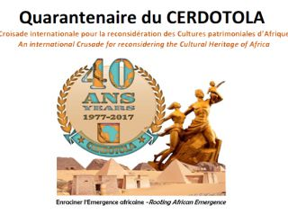 Colloque international du CERDOTOLA 2017 : appel à contributions